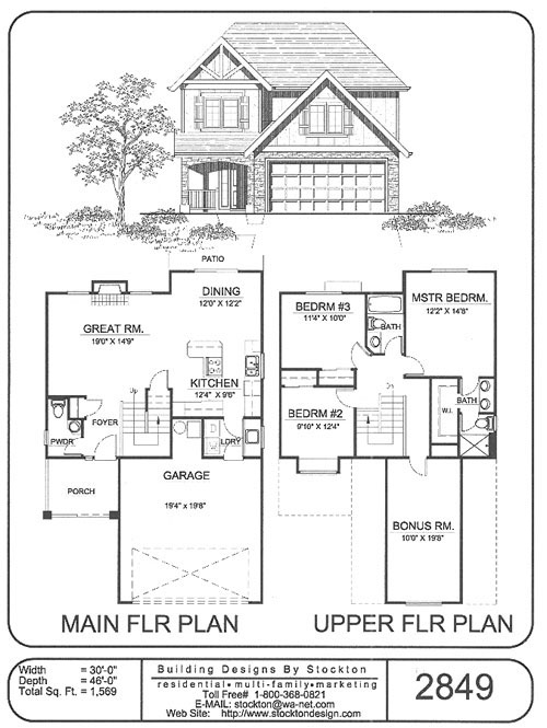 Great room addition floor plans for Living room addition floor plans