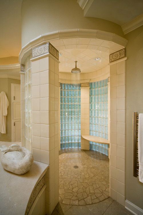 Shower In Luxury Case Design Remodeling Md Dc Nova