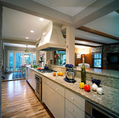 Different Kitchen Stove Hood Styles And Designs